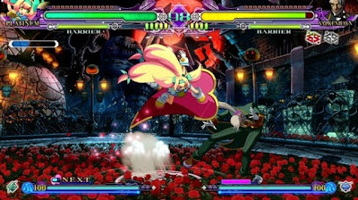 BlazBlue Continuum Shift Extend Gameplay