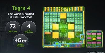Nvidia Tegra 4 - tecnogeek.es