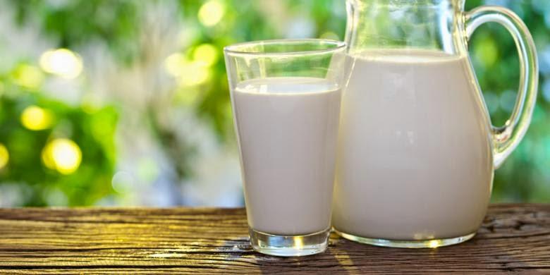 lima manfaat susu murni bagi kecantikan wanita