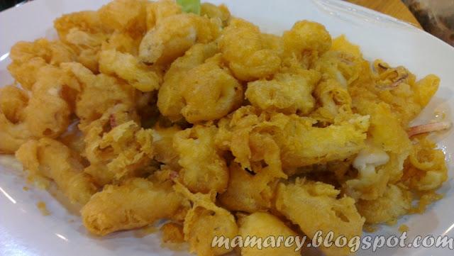 sotong goreng