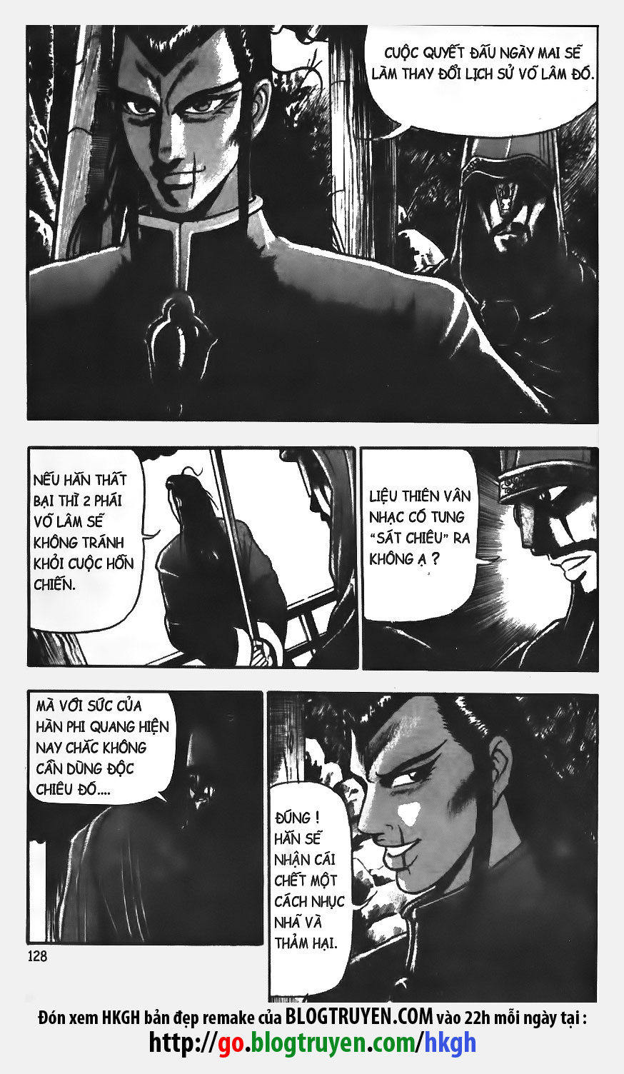 xem truyen moi - Hiệp Khách Giang Hồ Vol08 - Chap 052 - Remake