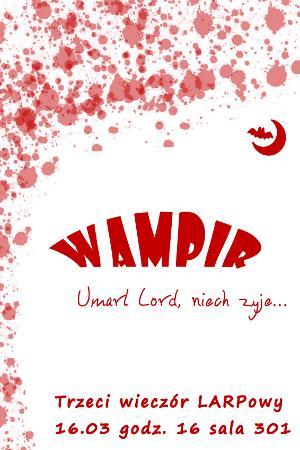"LARP ""Wampir"""