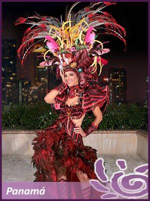 Ana Maria Gordon, Miss Panama,Miss World, Miss Atlantic International