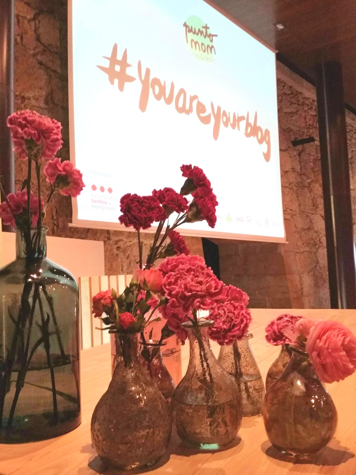 Punto Mom 2015: You Are Your Blog