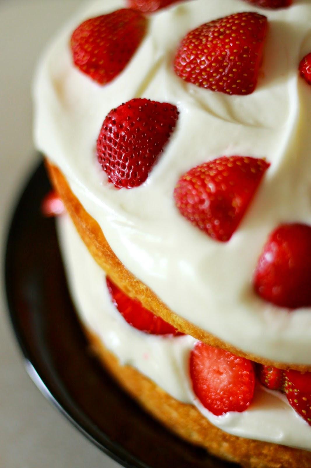 "fresh strawberries ""cream cheese frosting""  ""Ackers of Strawberries"" Baker, FL"