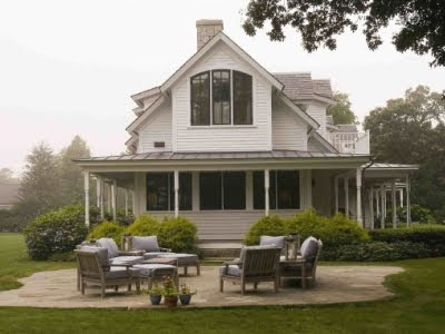 Presidential summer house on Martha's Vineyard