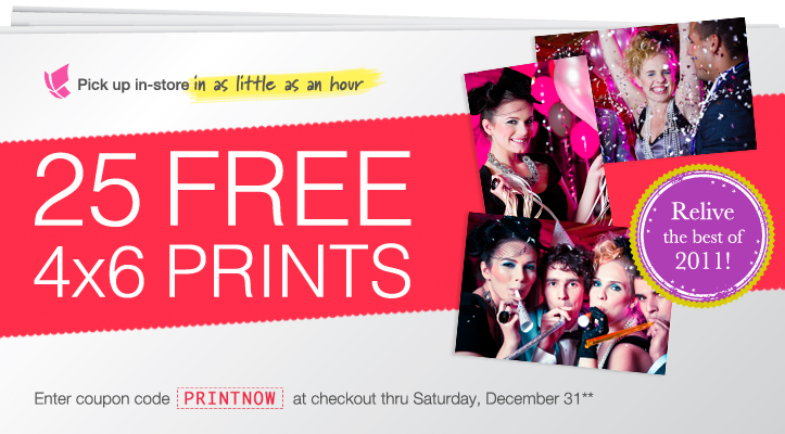 25 Free 4 X 6 Photo Prints At Walgreens Ends 12 31 The Pennywisemama