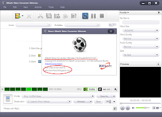 SS2-Xilisoft Video Converter Ultimate 7.6.0 Build 20121127 Incl Key