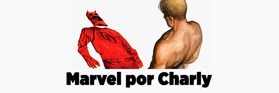 Marvel por Charly