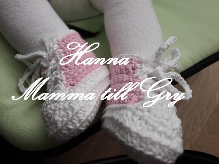 Hanna - Mitt liv som mamma till lilla Gry!