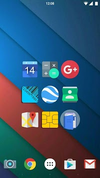 Marshmallow Icon Pack v1.5 APK