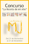 Concurso:Las recetas de MJ.