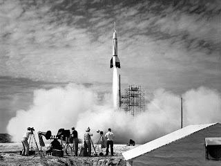 freedom launching into space