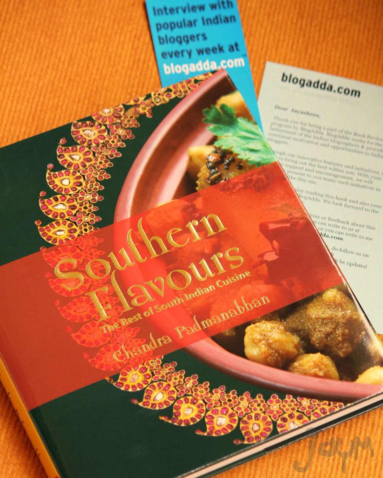 Book review southern flavours by chandra padmanabhan foodie in me its only when my mom is around i get the courage to prepare some authentic south indian dishes i felt like im holding our family recipe book in my hand solutioingenieria Choice Image
