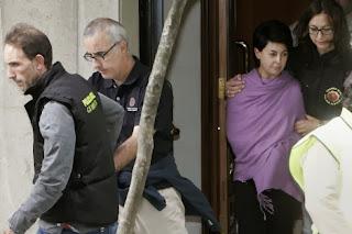Padres acusados de matar a su hija Asunta en Santiago