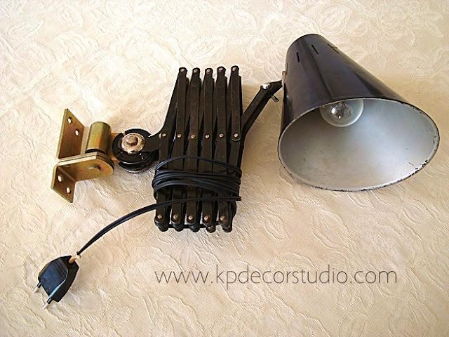 Tienda online de lámparas vintage estilo industrial. Lámparas, flexos y apliques de pared
