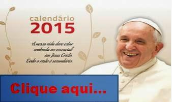 Calendário Litúrgico 2015