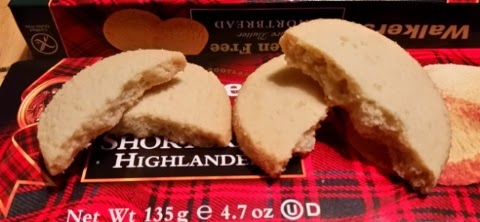 walkers shortbread regular versus gluten free 3