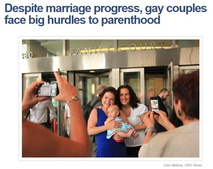 NBCNews.com - Despite Marriage Progress, Gay Couples Face Big Hurdles To ...