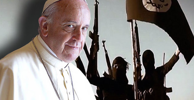 VIDEO: ISIS' Magazine Named Pope Francis As Next Target Ahead Of Visit