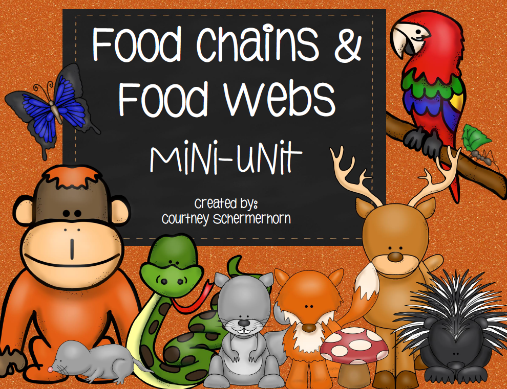 https://www.teacherspayteachers.com/Product/Food-Chains-Food-Webs-for-Upper-Grades-1700604