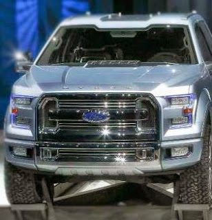 2016 Ford Bronco Release