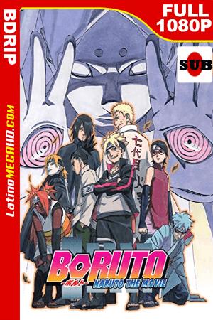 Boruto: Naruto La Película (2015) Subtitulado Full HD BDRIP 1080P ()