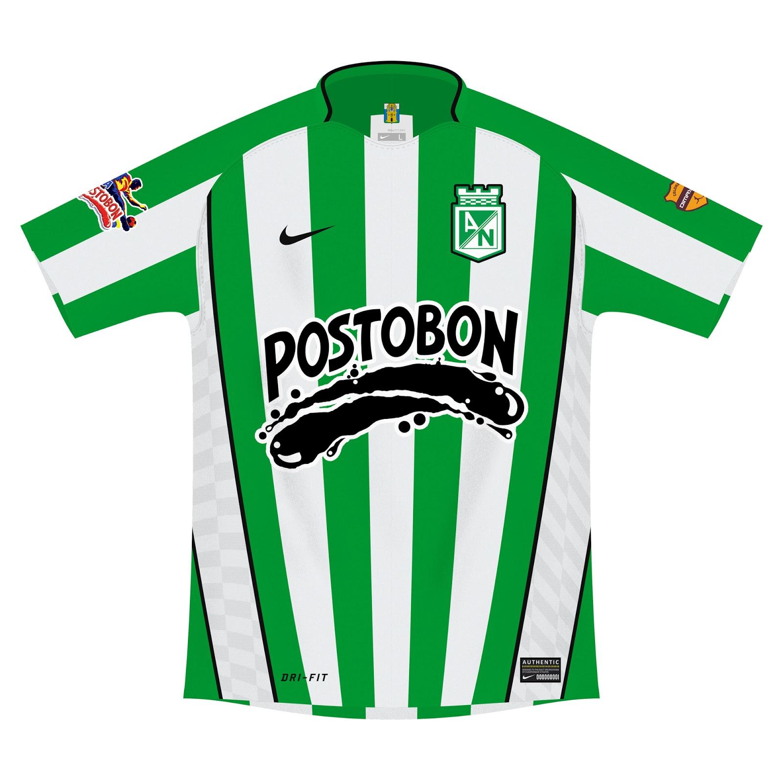 Kits Trikot Camisas Maillot Club Atl U00e9tico Nacional