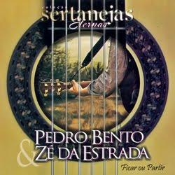 Baixar CD Pedro Bento Z%25C3%25A9 da Estrada Sertanejas Eternas Frente  Pedro Bento e Zé da Estrada – Sertanejas Eternas (2012)