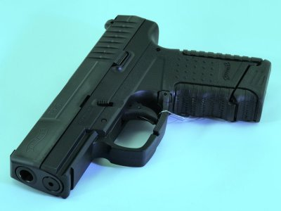 Despite recent price drops, the Walther PPS is a more expensive choice.