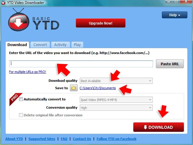 ytd basic license key