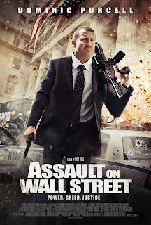 assault on wall street pstr01 Assault On Wall Street   WEBRip AVI + RMVB Legendado