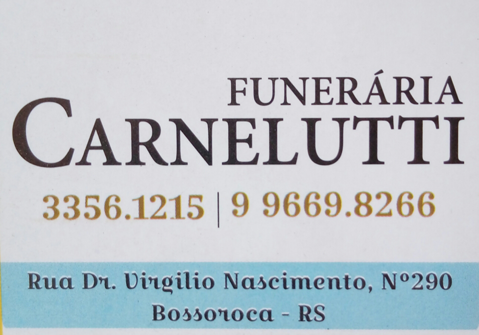 Funerária Carnelutti