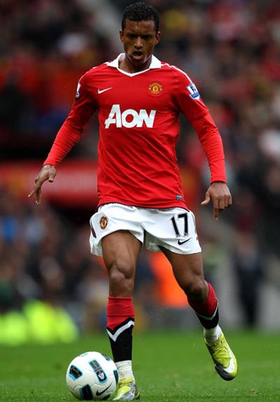 Nani Manchester United 2012-2013