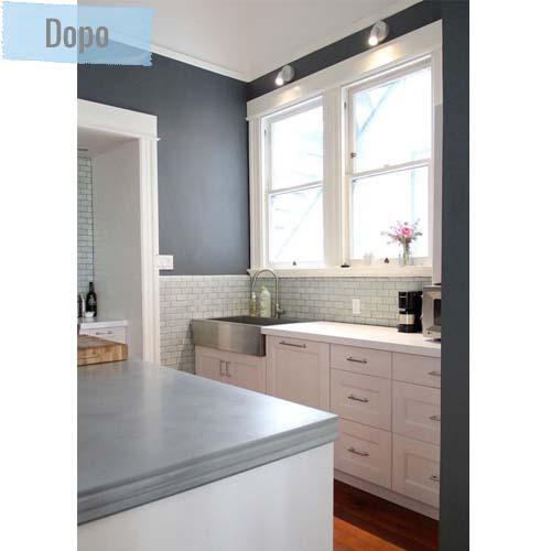 Prima e dopo di una cucina  Blog Arredamento - Interior Design