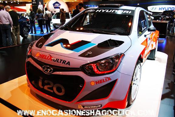 Hyundai I20 WRC Dani Sordo