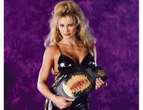 Sable with her ring belt