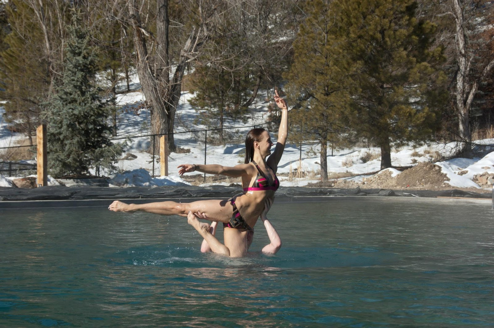 idaho springs city pool opens in Idaho City;