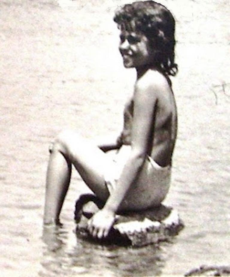 Μπάνιο στην Ιτέα
