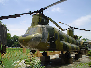 Vietnam War helicopter