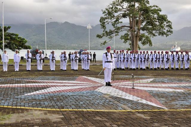 TNI AL Kerahkan 2.526 Personel Untuk Peringati HUT ke-68 TNI