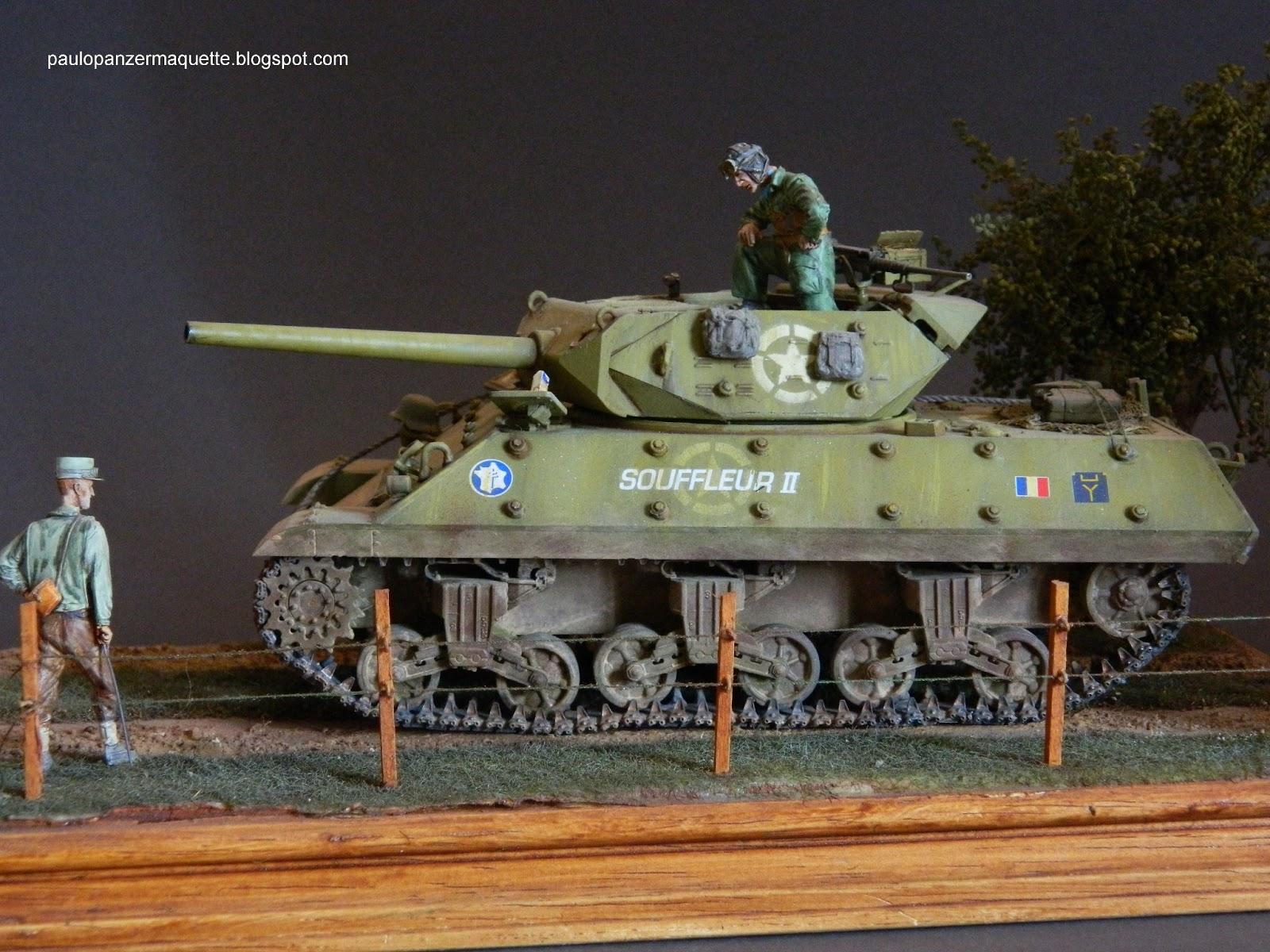 Paulo panzer maquette td m 10 le souffleur ii rbfm for 2eme hypotheque sur maison