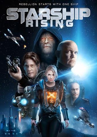 CUỘC CHIẾN TÀU VŨ Trụ - - STARSHIP: RISING
