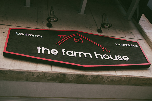 A review of The Farm House in Nashville, Tennessee
