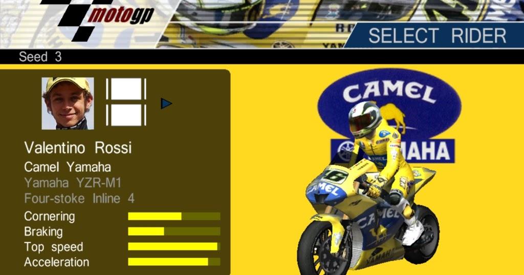 Adrian Melandri Website: MotoGP URT 3 : 2006 Mod and 600cc Bikeset
