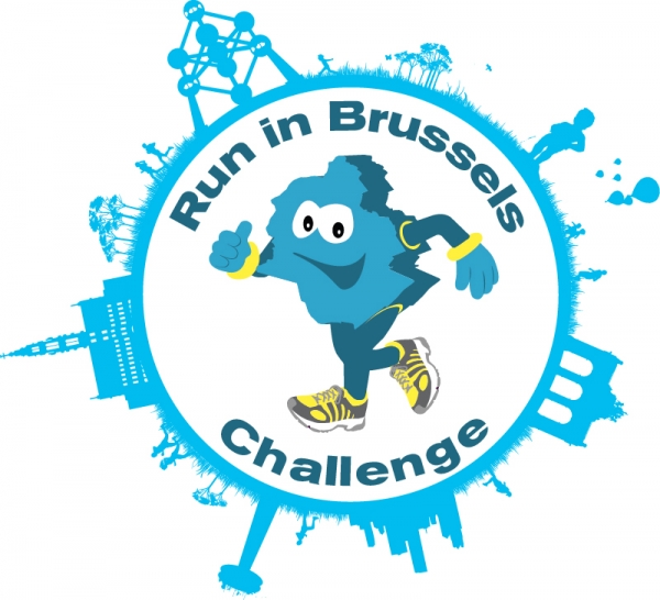 La MaxouCourse fait partie du Challenge Run in Brussels