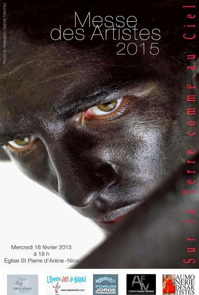 Messe des Artistes - Exposition collective