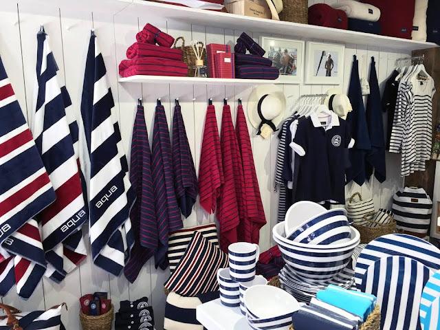 Aqua ouvre une boutique dans le Petit Champlain à Québec