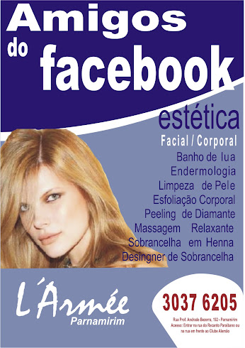 Amigos do Facebook
