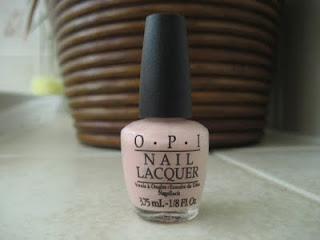 Glymm Box OPI nail polish